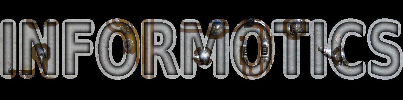 Informotics logo